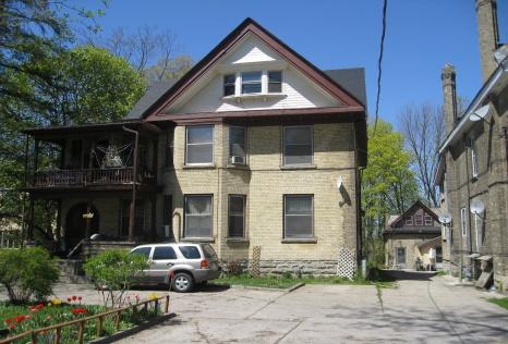 London Ontario Downtown Apartment Rental 26 The Ridgeway Unit 4